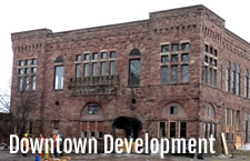 downtown development